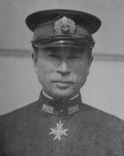 Japanese admiral