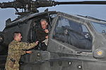 Arizona, Missouri governors visit deployed troops in southern Afghanistan 121205-A-AP855-117.jpg
