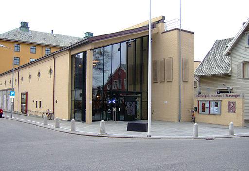 Arkeologisk museum i Stavanger