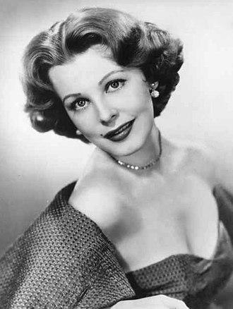 Arlene Dahl - Image: Arlene Dahl 1953