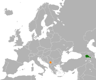 Diplomatic relations between the Republic of Armenia and Kosovo