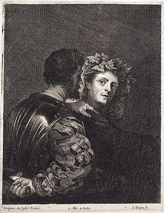 The Bravo (Titian) - Image: Arolsen Klebeband 13 095