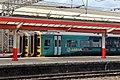 Arriva Class 158s, Crewe railway station (geograph 4019787).jpg