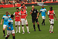 Arsenal free kick vs Sunderland.jpg