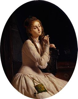 Francesco Valaperta Italian painter (1836–1908)