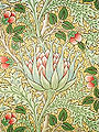 Artichoke wallpaper Morris and Co J H Dearle no borders.jpg