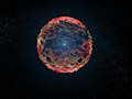 Artist's impression of supernova 1993J.jpg