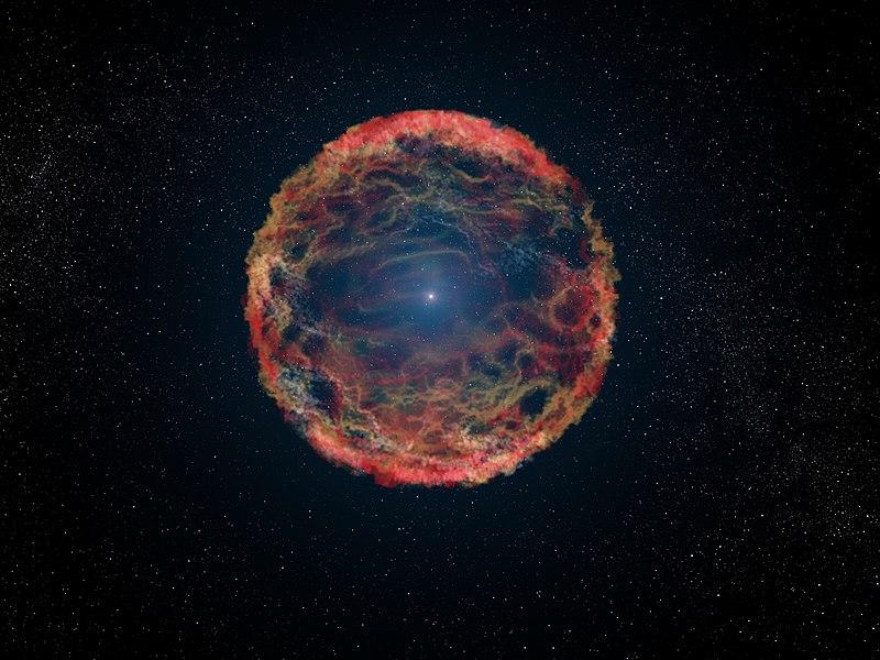 Artist%27s impression of supernova 1993J.jpg