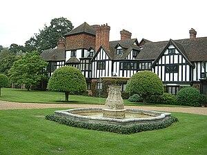 Ascott, Buckinghamshire - Image: Ascott House geograph.org.uk 580007