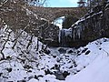 Ashgill Force in winter - geograph.org.uk - 1158513.jpg