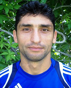 Azerbaijan Premier League - Aslan Kerimov is one of the most capped players in Premier League.