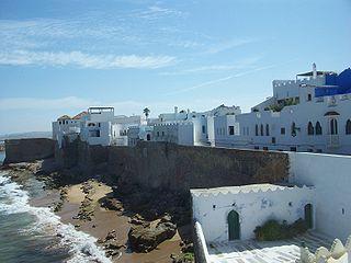 Asilah Place in Tanger-Tetouan-Al Hoceima, Morocco