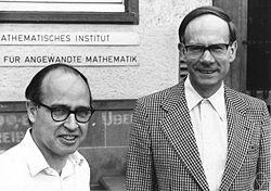 Sir Michael Francis Atiyah | British mathematician | Britannica.com