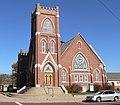 Auburn, Nebraska First Presbyterian from SW 2.JPG