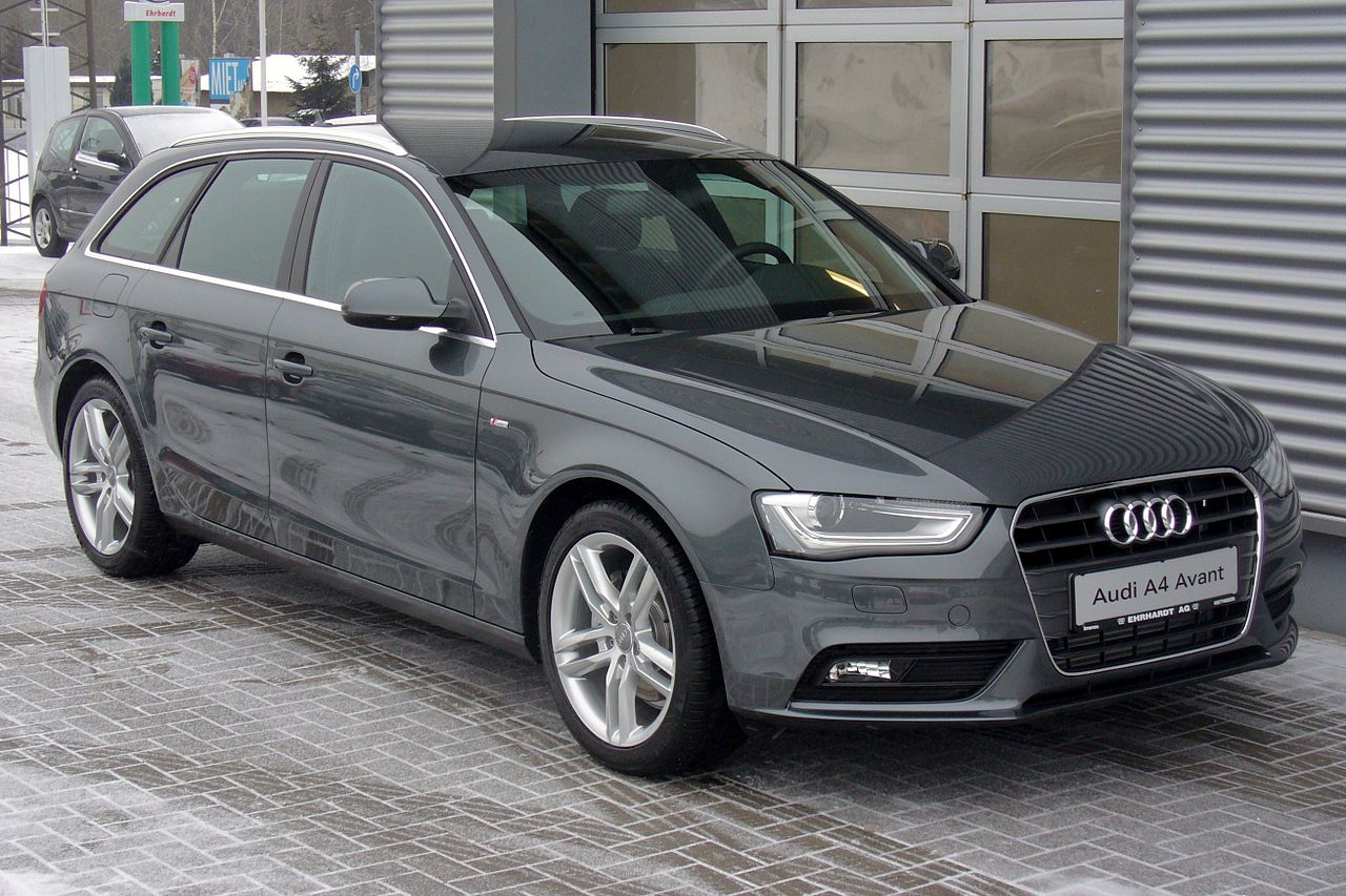 file audi a4 b8 facelift avant ambition s line 2 0 tdi daytonagrau jpg wikimedia commons. Black Bedroom Furniture Sets. Home Design Ideas