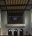 Augsburg-Oberhausen, St. Martin, Empore, Orgel 2019-10 (1).jpg