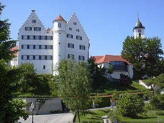 Königsegg - Image: Aulendorf Schloss