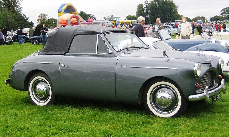 Austin A40 Roadster ca 1951.jpg