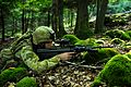 Australian soldier in training exercise at Hohenfels, Germany 2008.jpg