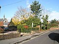 Autumn colours outside BS Care Ltd - geograph.org.uk - 1023202.jpg