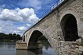 Avignon, Rhone et Pont Saint-Bénézet (1355) (41995719724).jpg