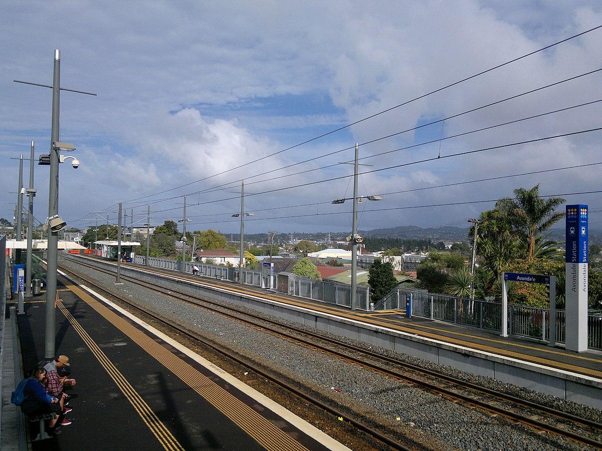 Avondale Railway Station Wikipedia