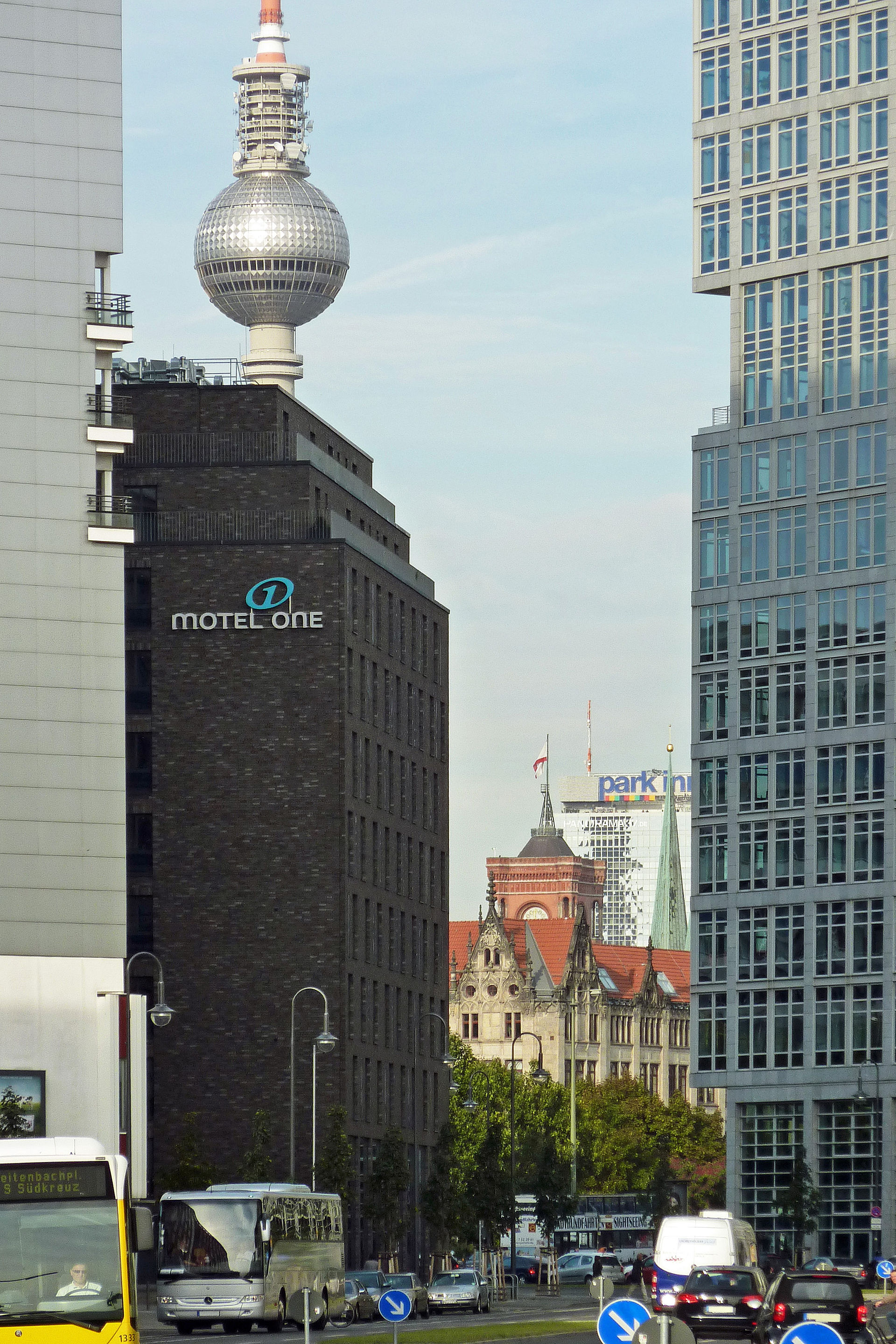 Motel One Berlin Ku Damm