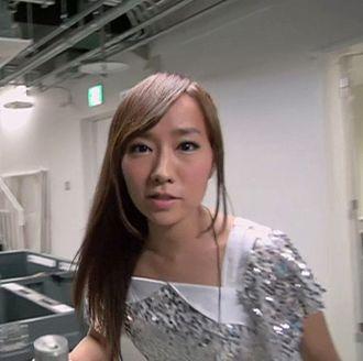 Ayahi Takagaki - Ayahi Takagaki in Sphere's eternal live tour 2014