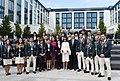Azerbaijani athletes, who won 4th Islamic Solidarity Games, their coaches, representatives of Azerbaijan`s sports community 8.jpg
