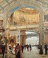 Béroud - Le dôme central de la galerie des machines à l'exposition universelle de 1889 - P2314 - Musée Carnavalet (cropped).jpg