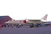 BAC TSR.2 XR219 Warton 11.06.66 edited-2