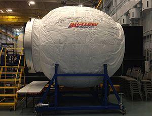Bigelow Expandable Activity Module - Image: BEAM mockup