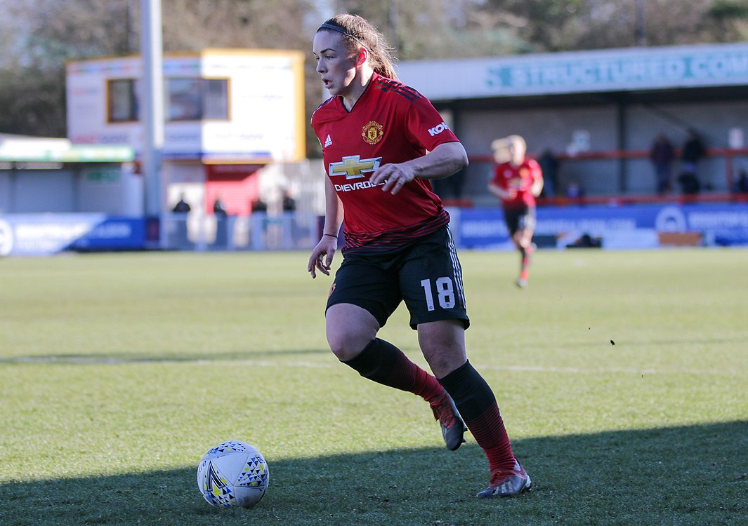 BHA Women 0 Man Utd Women 2 WFAC 4th rd 03 02 2019-854 (33110670608).jpg