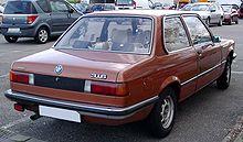 Bmw E21 Wikipedia