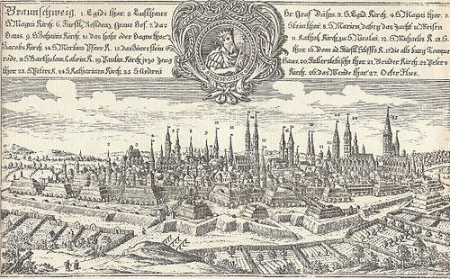 Braunschweig mittelalter
