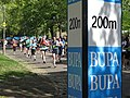 BUPA 2007 Edinburgh 10K, Middle Meadow Walk - geograph.org.uk - 424869.jpg