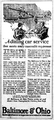 B and o dining car service newspaper ad.png