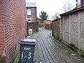 Back Lane off Salford Street Oldham - geograph.org.uk - 305799.jpg