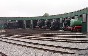 Bahnbetriebswerk - Roundhouse