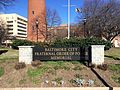 Baltimore City Fraternal Order of Police Memorial, Baltimore, MD (32473296974).jpg