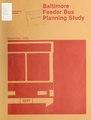 Baltimore feeder bus planning study (IA baltimorefeederb00unit).pdf
