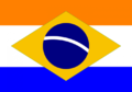 Bandeira da Brasil Holandês (variante).png
