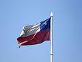 Bandera Chile paradero 14.jpg
