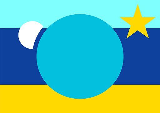 Bandera tierra