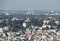 Bangalore Aerial view from MG road Utility Building 8.jpg