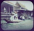 Bangkok - three women on small boat in the Menam River LCCN2004707838.jpg