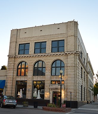 Bank of Italy (Paso Robles, California) - Image: Bank of Italy Building, Paso Robles