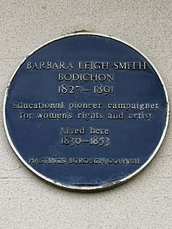 Barbara leigh smith bodichon (hastings)