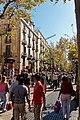 Barcelona - Rambla dels Estudis - View SE.jpg