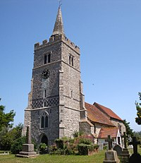 Barling, Essex - All Saints Church.jpg